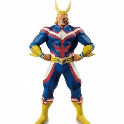 Figura All Might My Hero Academia Age Of Heroes PVC 20 cm Banpresto