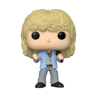 Funko! Pop Rocks Def Leppard Joe Elliott #147