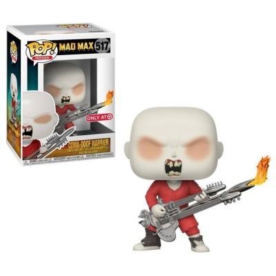 Funko! Pop Mad Max Fury Road Coma-Doof Warrior Exclusive