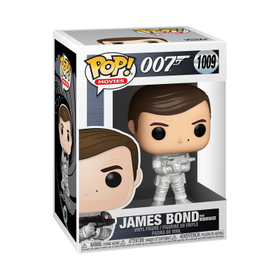 Funko POP! Movies 007 James Bond From Moonraker #1009