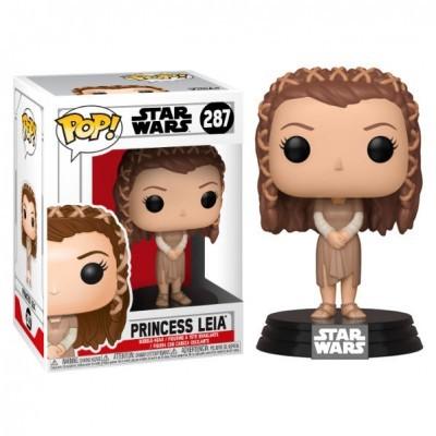 Funko! Pop Star Wars Ewok Village Leia