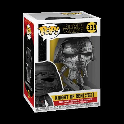 Funko! Pop Star Wars Knight Of Ren (Heavy Blade) #335