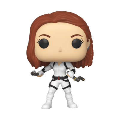 Funko! Pop Marvel Black Widow Black Widow #604
