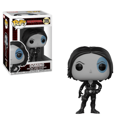 Funko! Pop Deadpool Domino #315