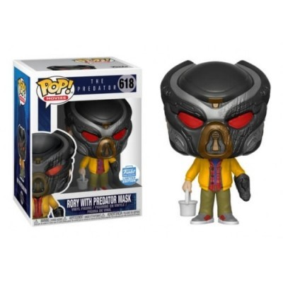 Funko! Pop The Predator Rory with Predator mask Exclusive