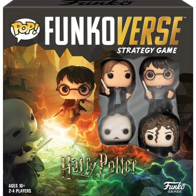 Funko POP! FunkoVerse Harry Potter Base Set