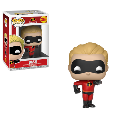 Funko POP! Incredibles 2 Dash #366