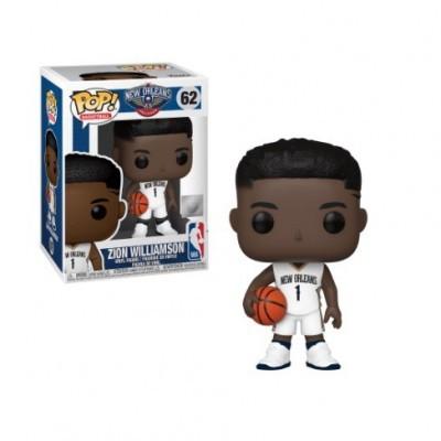 Funko POP! Basketball New Orleans Zion Williamson #62