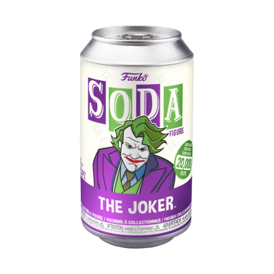 Funko SODA The Joker (Movie) c/ Possibilidade de Chase (Edição Limitada a 20000 un)