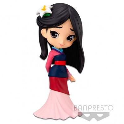 Figura Mulan Disney Q Posket A 14cm