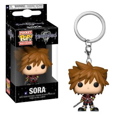 Funko Pocket POP! Keychain Kingdom Hearts Sora