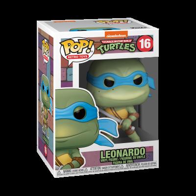 Funko POP! Retro Toys Teenage Mutant Ninja Turtles Leonardo #16