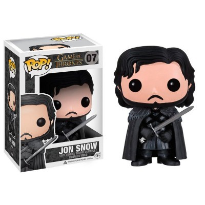 Funko! Pop Game of Thrones Jon Snow #07