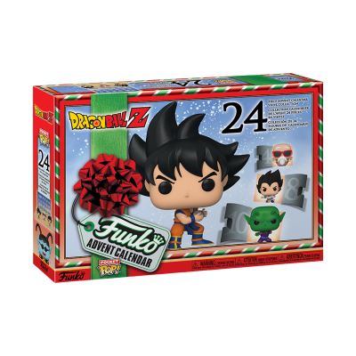 Funko POP! Dragon Ball Z Advent Calendar 2020