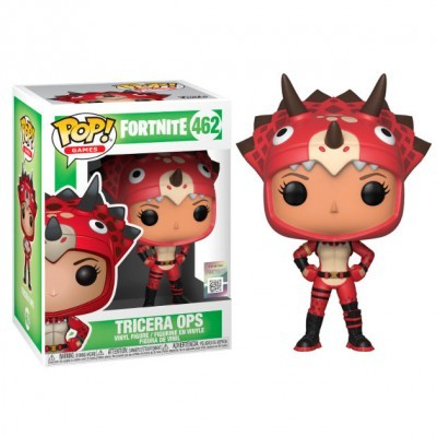 Funko! Pop Fortnite Tricera