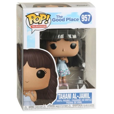 Funko! Pop Television The Good Place Tahani Al-Jamil #957