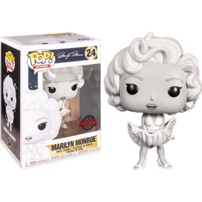 Funko POP! Icons Marilyn Monroe #24 Special Edition