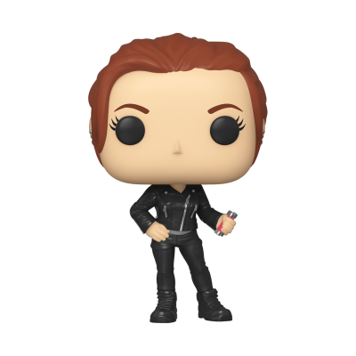 Funko! Pop Marvel Black Widow Natasha Romanoff #603
