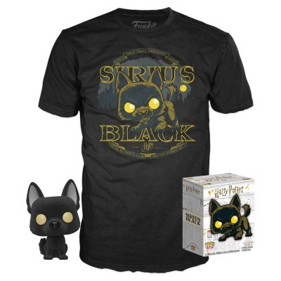 Funko POP! Tees Harry Potter Sirius Black