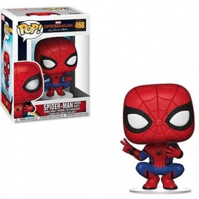 Funko! Pop Spiderman Far From Home Spiderman Selfie