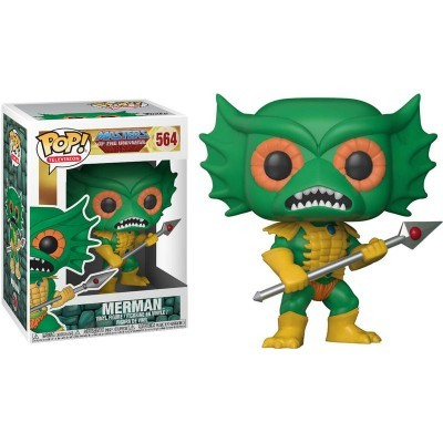 Funko! Pop Masters of the Universe Merman #564