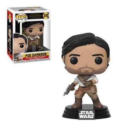 Funko! Pop Star Wars The Rise of Skywalker Poe Dameron