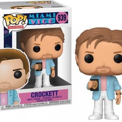 Funko! Pop Television Miami Vice Crockett #939