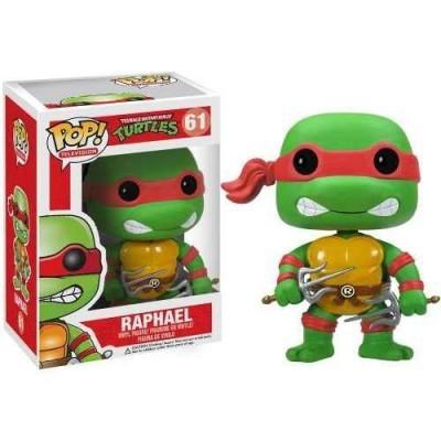 Funko! Pop Teenage Mutant Ninja Turtles Raphael #61