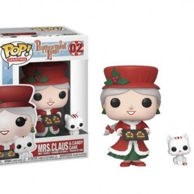 Funko POP! Pepermint Lane Mrs Claus #02