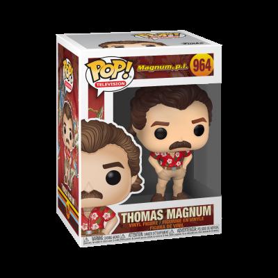 Funko! Pop Television Magnum, p.i. Thomas Magnum #964