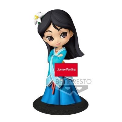 Figura Mulan Royal Style Disney Q Posket A 14cm