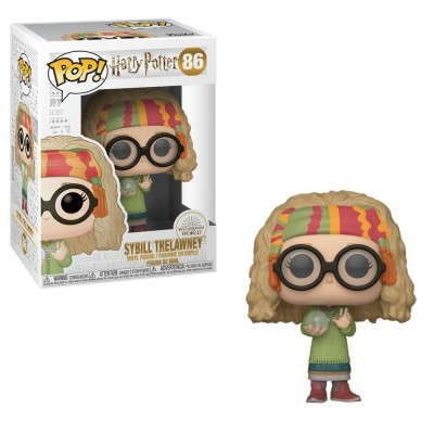 Funko! Pop Harry Potter Professor Sybill Trelawney