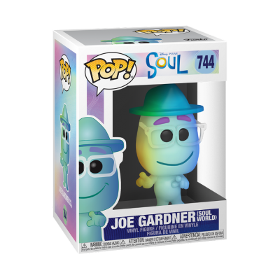 Funko! Pop Disney Pixar Soul Joe Gardner (Soul World) #744