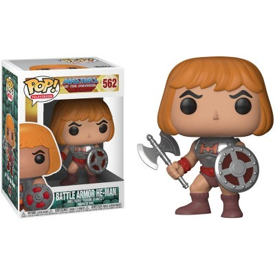 Funko! Pop Masters of the Universe He-Man with Battle Armor