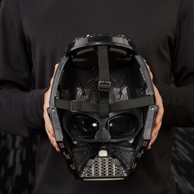 Réplica 1/1 Capacete Star Wars Darth Vaeder (Electronic) Hasbro