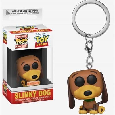 Funko Pocket POP! Keychain Toy Story Slinky Dog Special Edition