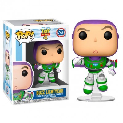 Funko! Pop Toy Story 4 Buzz Lightyear