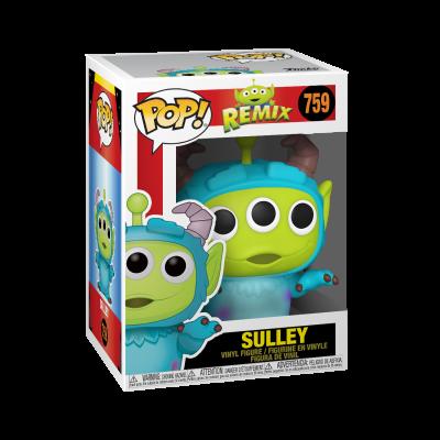 Funko POP! Disney Pixar Alien Remix Sulley #759