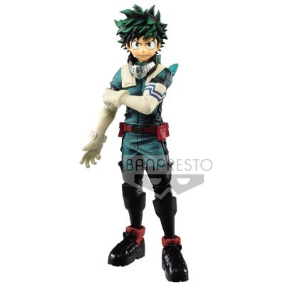 Figura Izuku Midoriya My Hero Academia 18cm Banpresto