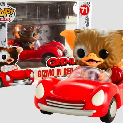 Funko! Pop Gremlins Gizmo In Red Car #71