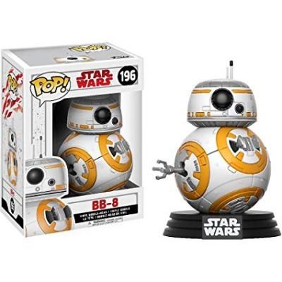 Funko! Pop Star Wars BB-8 #196