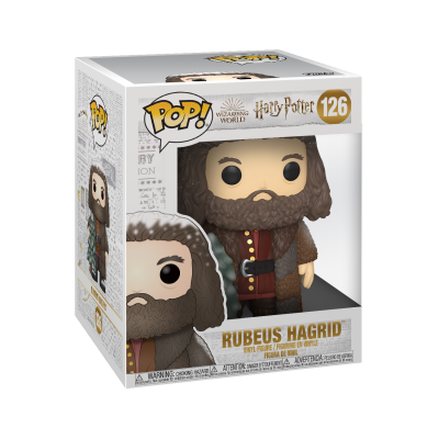"Funko POP! Harry Potter Rubeus Hagrid Holiday 6"" #126"
