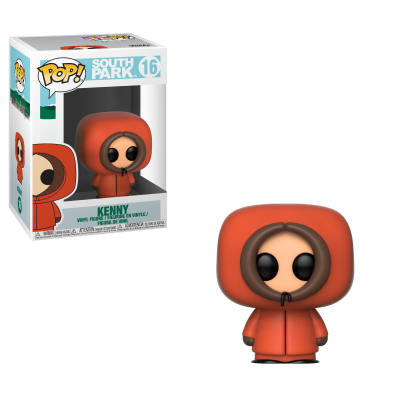 Funko POP! South Park Kenny #16