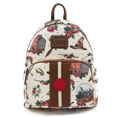 Mochila LoungeFly Harry Potter Tattoo
