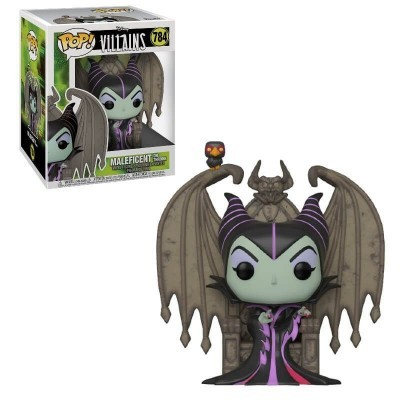 Funko POP! Disney Villains Maleficent On Throne #784
