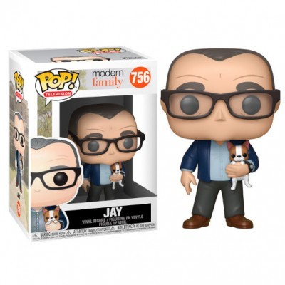Funko! Pop Modern Family Jay