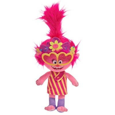 Peluche Trolls World Tour Poppy 30cm Play By Play