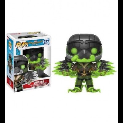 Funko! Pop Spiderman HC Vulture Exc. GITD