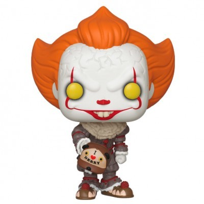 Funko! Pop IT Chapter Two Pennywise with Beaver Hat Special Edition