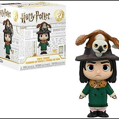 Funko! Pop Mystery Mini Figures Blind Box Harry Potter Snape Exclusive